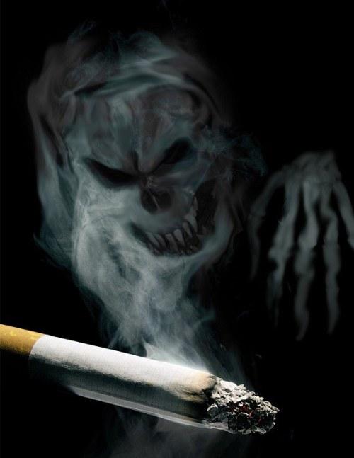 Se ha repuesto porque ha dejado a fumar